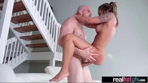 (layla london) Hot Real Girlfriend Like Sex And Enjoy It On Camera clip-15