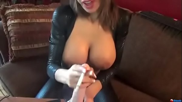 Agentsexyhot smoking and playing with toy Thumb