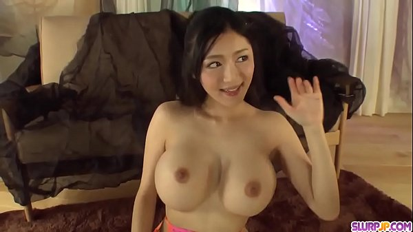 Busty Miho Ichiki plays with the dick in a very sloppy mode - More at Slurpjp.com