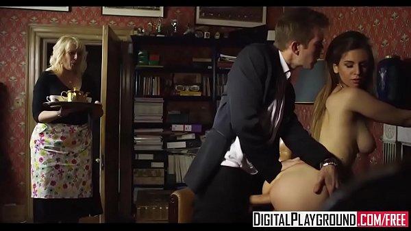 DigitalPlayground - Sherlock A XXX Parody Episode 4 Thumb