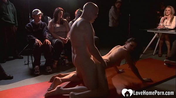 Lucky stud gets pleasured by a MILF