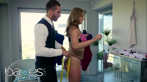(Skylar Snow, Quinton James) - Tailored to Perfection - BABES Thumb