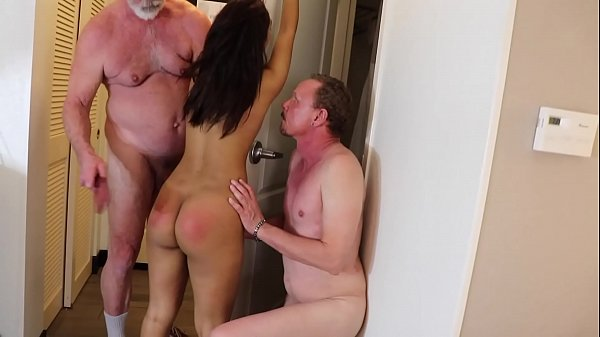 Sarah Lace (BMD1-1) Part 1 Anal Blowjobs Spit Roasted BDSM Threesome Thumb