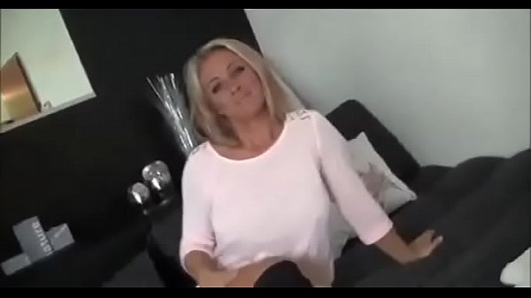 German Milf Teaches Young Boy How To Have Sex