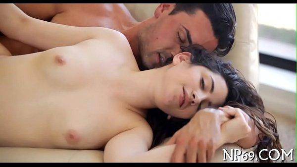 Erotic vagina thrashing