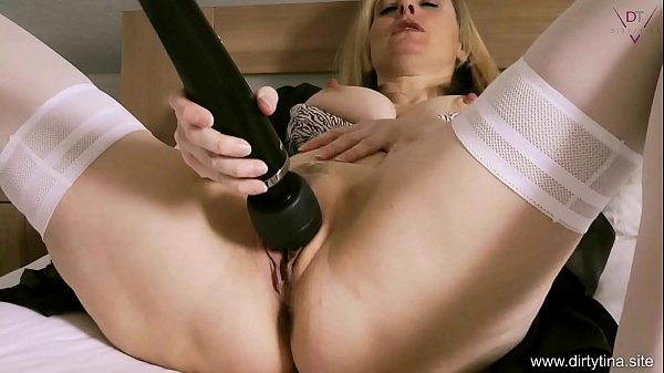 Perverse mom alone at home