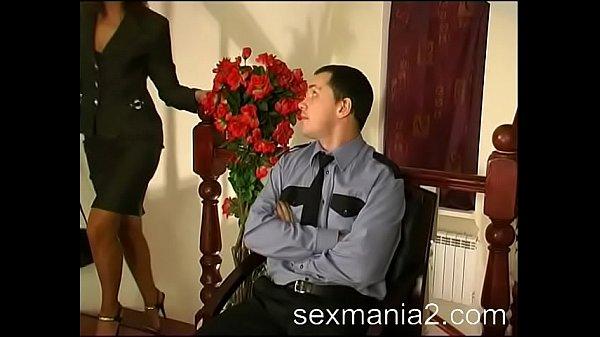 Мама охранник порно