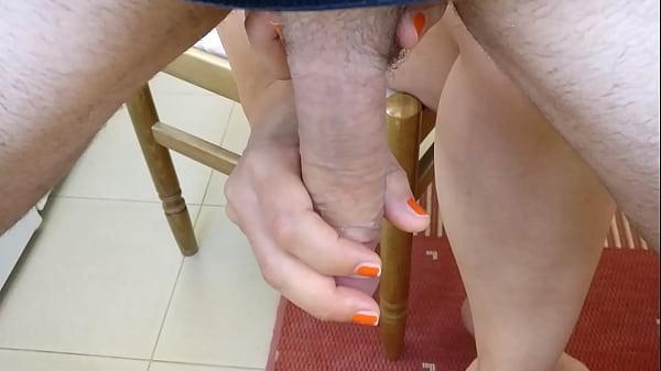Milking HandJob