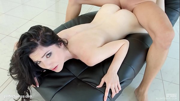 Mia Evans banged hard until creampie by All Int...