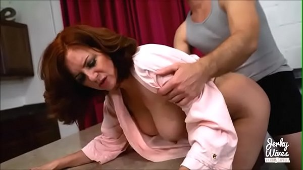 Andi James makes sweet sexy time with her Step Son Thumb