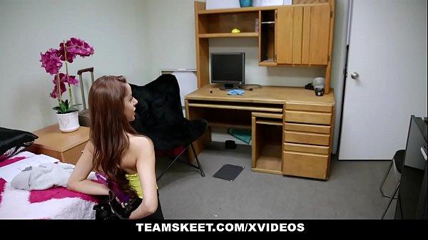 Dyked - Horny Chick (Vanna Bardot) Strapon Fucks Her New Roommate (Sabrina Rouge)