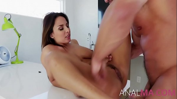 Tanned And Tempted- MILF Anal- Anissa Kate