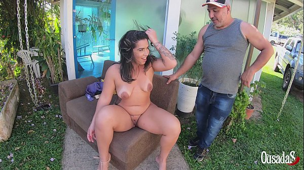 Victoria Dias arrives at the recording site to show what she is capable of - Tony Tigrao - Big Bambu - Sandro Lima - Binho Ted Thumb