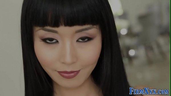 Ass fucked asian beauty