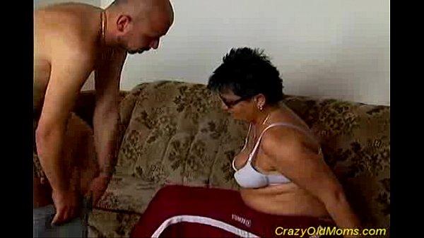 Nasty old mom gets fucked hard Thumb
