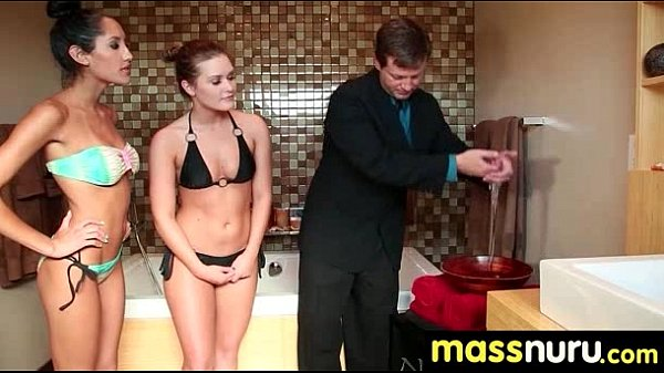 Lucky Client gets a Full Service Massage 20