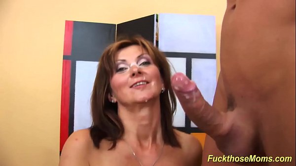 redhead mom rough doggystyle fucked Thumb