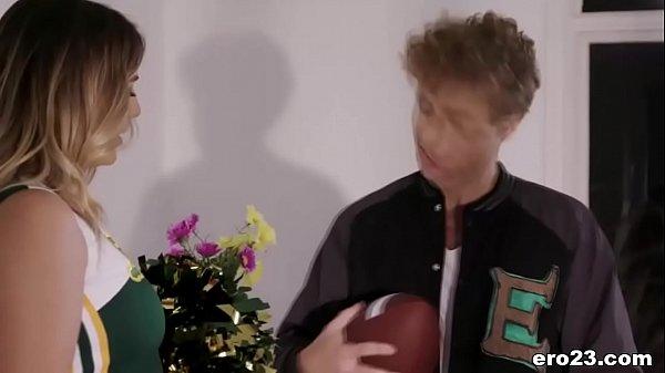 Cheerleader and the QB # Blair Williams  thumbnail