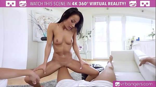 VRBangers.com LEXI DONA FINGERING HER WAY TO ORGASM