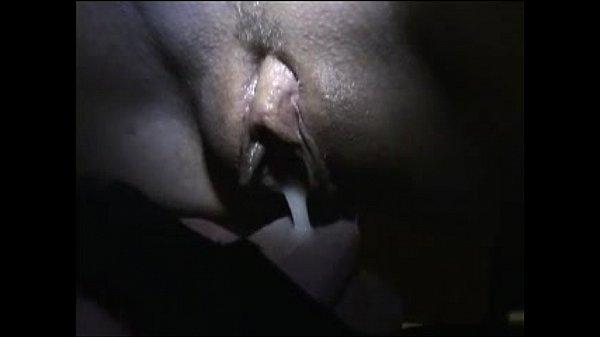 Anal Creampie Eating Cuckold