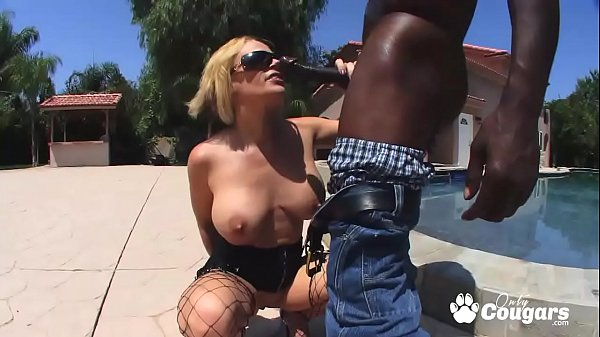 Sunny Day Opens Her Ass & Lets A Black Guy Slide His Dick Inside Thumb