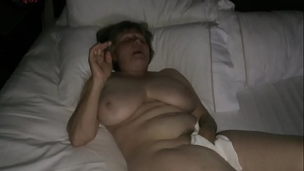 Mom masturbating to hotel porn by MarieRocks Thumb
