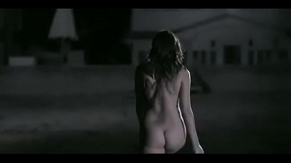 Victoria Johnstone showing big ass in the movie Lake Eerie