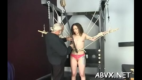 Mature woman extreme bondage in wicked xxx scenes Thumb