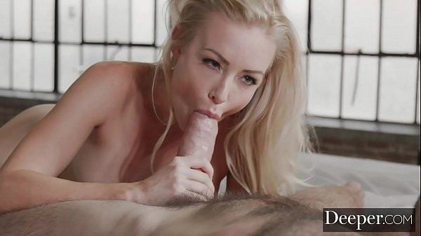 Deeper. Kayden Kross is a Painting of Perfection