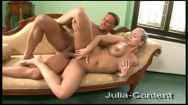 She is at the notary and suddenly makes threesome fuck