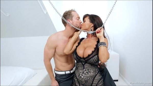 What Would You Do With Lisa Ann In Chains