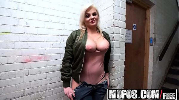 Mofos - Public Pick Ups - UK Hottie Haggles with Pervert starring  Katy Jayne and Ricky Stone Thumb