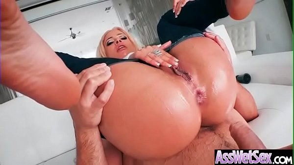 סרטי סקס Big Butt Oiled Girl (Luna Star) Love Hard Anal Sex mov-23