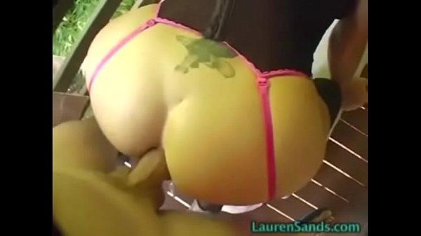 Lauren Sands deep anal