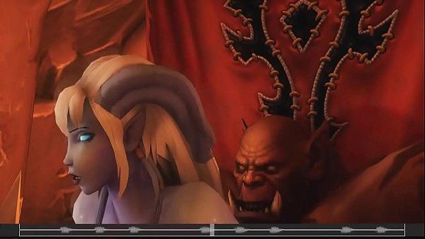 Warcraft cock hero (preview)