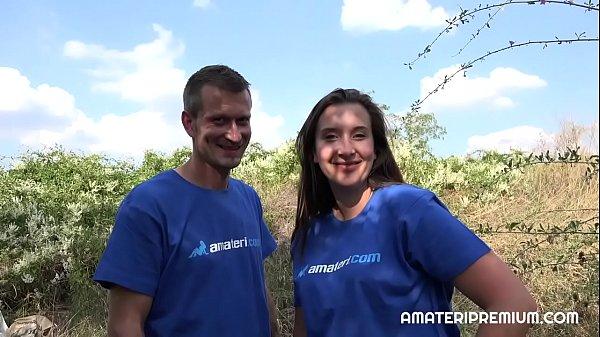 CZECH AMATEURS COUPLE KATERINA AND JIRI Thumb