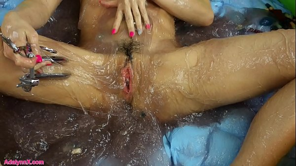 AdalynnX - Fist Full Of Slime Pussy Full Of Fist 2!!!