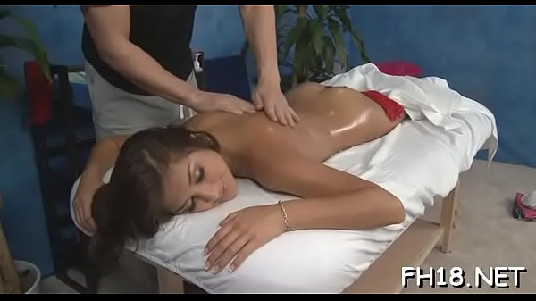 These cuties get more than just a regular massage, they get fucked hard Thumb