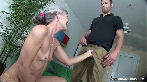 Granny's Sex Toy Thumb