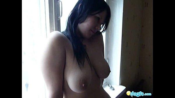 Pantera licking cum after hard pussy ripping