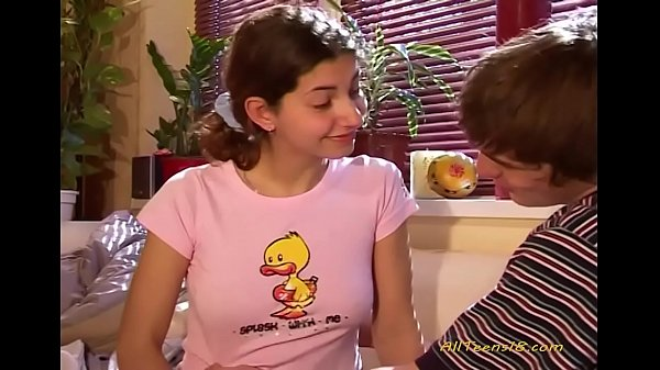 young legal teens - boy and girl just turned 18 years.mp4 Thumb