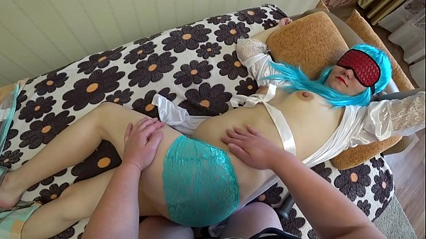 Lesbian woke up and fucked a pregnant milf with a juicy ass and hairy pussy. Fetish POV.