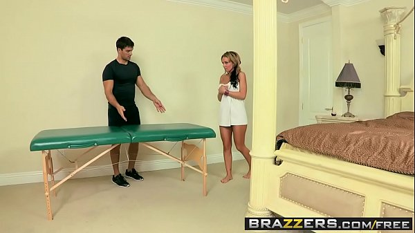 Brazzers - Dirty Masseur - Give My Girl A Massage Scene Starring Nikki Sexx & Ramon