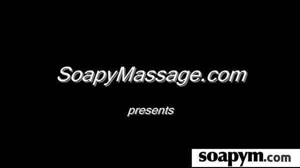 Сладкий секс на массаже