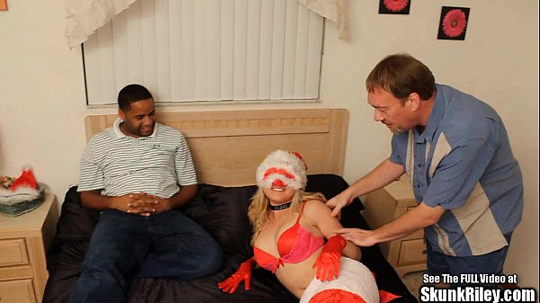 Big Tit Jasmine Tame Gets Big Black Cock For Xxxmas! Thumb