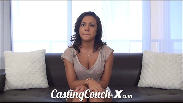 casting Exotic black couch girl