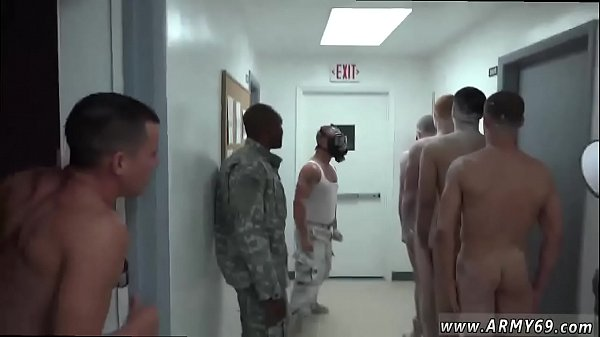 Hot young sexy guy with no hairs having gay sex first time Took them