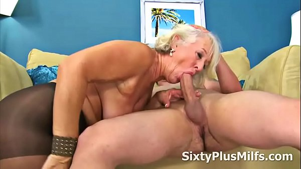 Mature Lady Gets Banged by a Youthful Cock Thumb