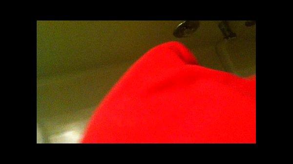 Hot amatuer takes a piss shower  thumbnail
