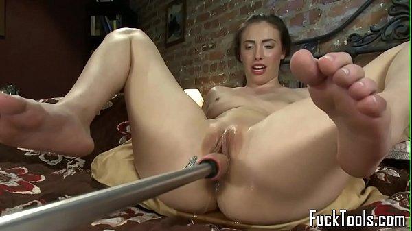 Masturbating amateur squirts getting toyed Thumb